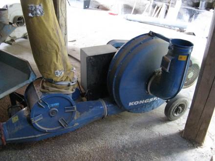 Transportfläkt 22 kW