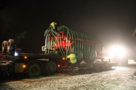 Livakka 14m3 gödselvagn