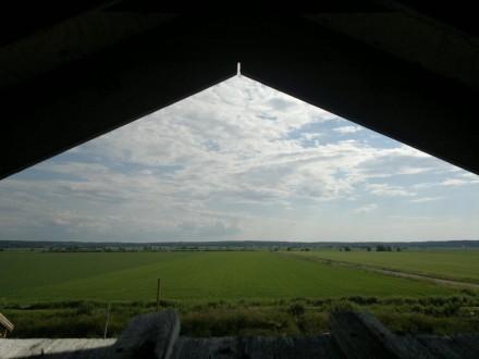 Utsikten från meteorian