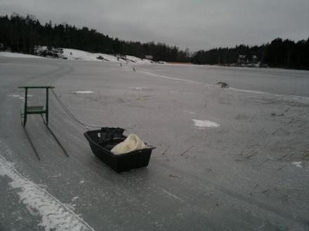 första isen 2013