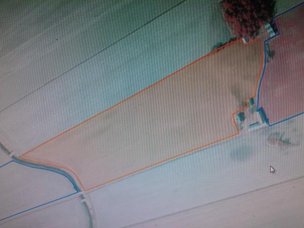 Så här ser kartmaterialet ut idag. Ny fotografering gjord tidigt i våras.