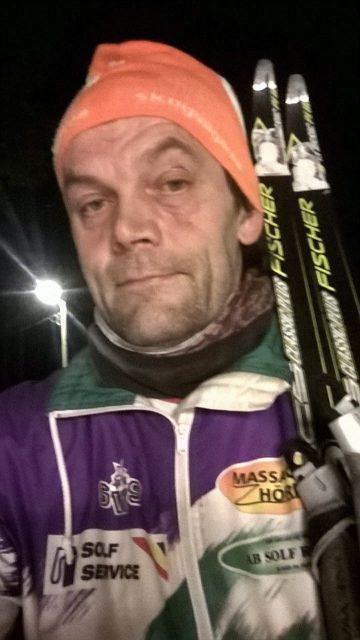 Grönsaksbonden efter 12 km säsongpremiär.
